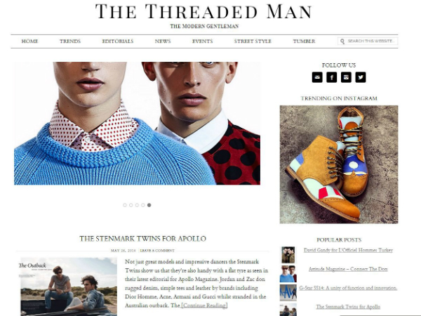 The Threaded Man